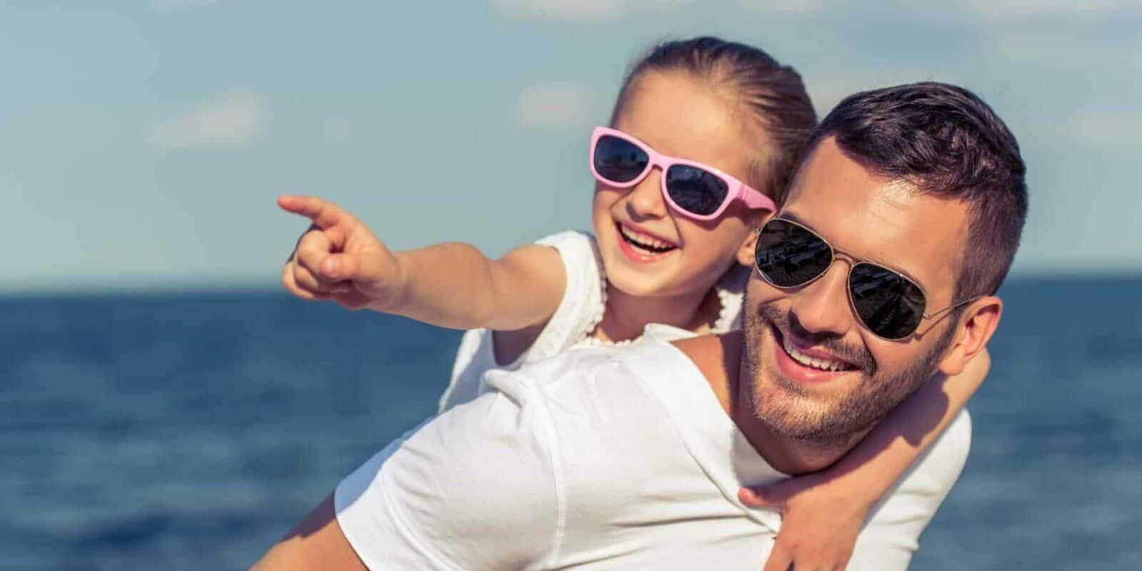 Een goeie zonnebril is belangrijker dan je denkt