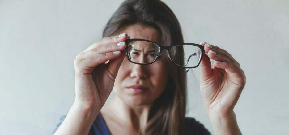 Onderhoud je bril